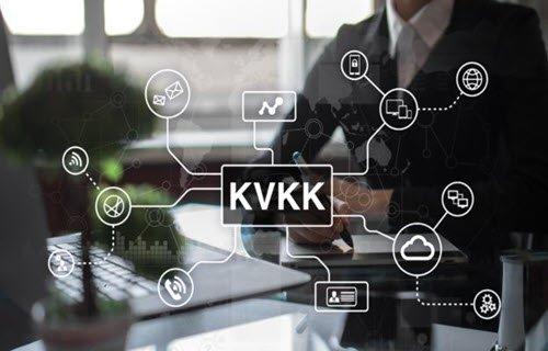 KVK Kanunu Kapsamında Bilgilendirme Metni