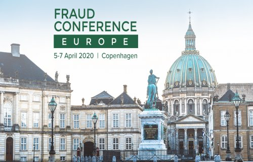 Davetlisiniz: Acfe 2020 Avrupa Konferansı 5-7 Nisan