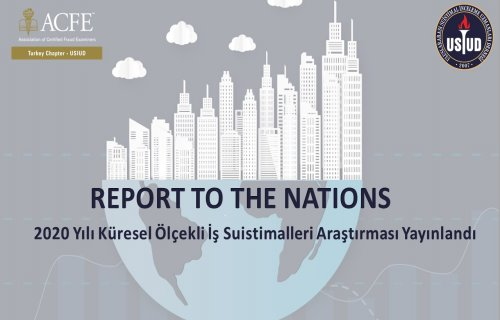 2020 ACFE Report to the Nations yayınlandı...