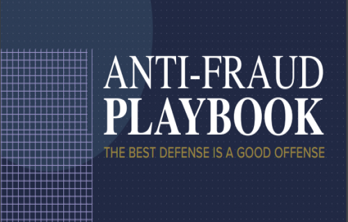 Anti-Fraud Play Book