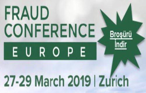 Davetlisiniz: ACFE Avrupa Suistimal Konferansı/27-29 Mart
