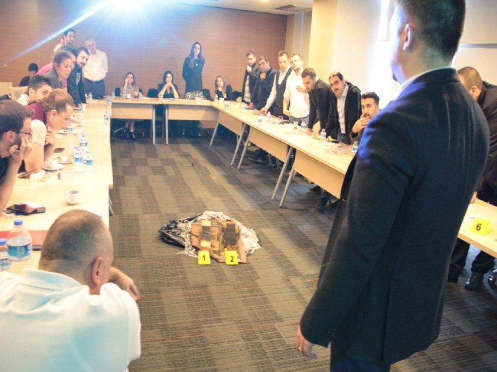 """SİSEB işbirliği ile Farkındalık Haftası kapsamında 22 Kasım tarihinde """"Yangın Sigortaları Suistimal ile Mücadele ve Yangın Olay Yeri İnceleme Teknikleri Eğitimi düzenledi."""
