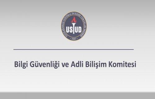 Bilgi Güvenliği ve Adli Bilişim Komitesi