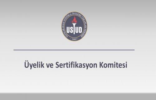 Üyelik ve Sertifikasyon Komitesi
