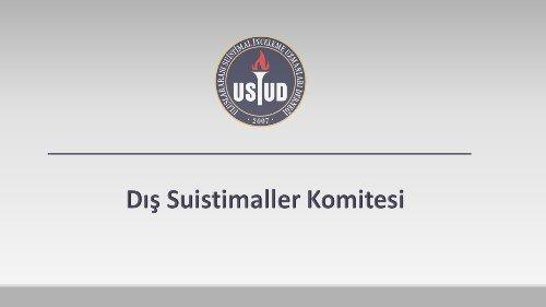 Dış Suistimaller Komitesi