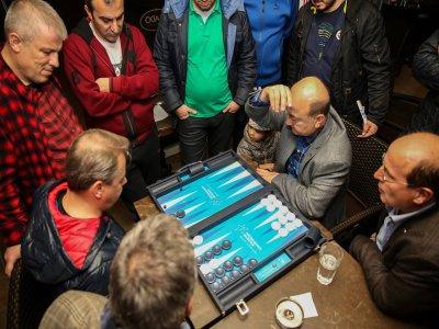 Bosphorus City Tavla Turnuvası