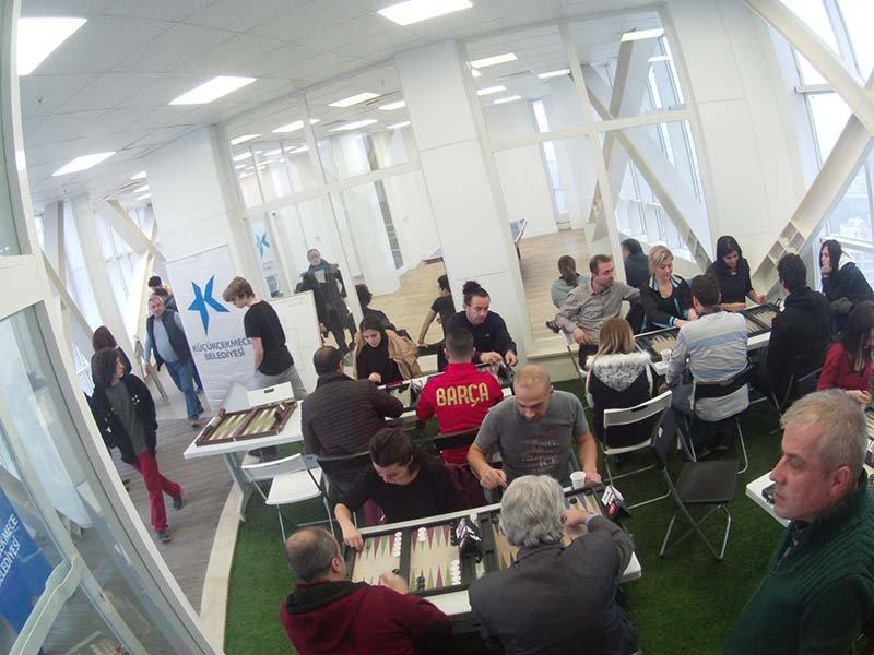 İstanbul Sarayları Tavla Turnuvası