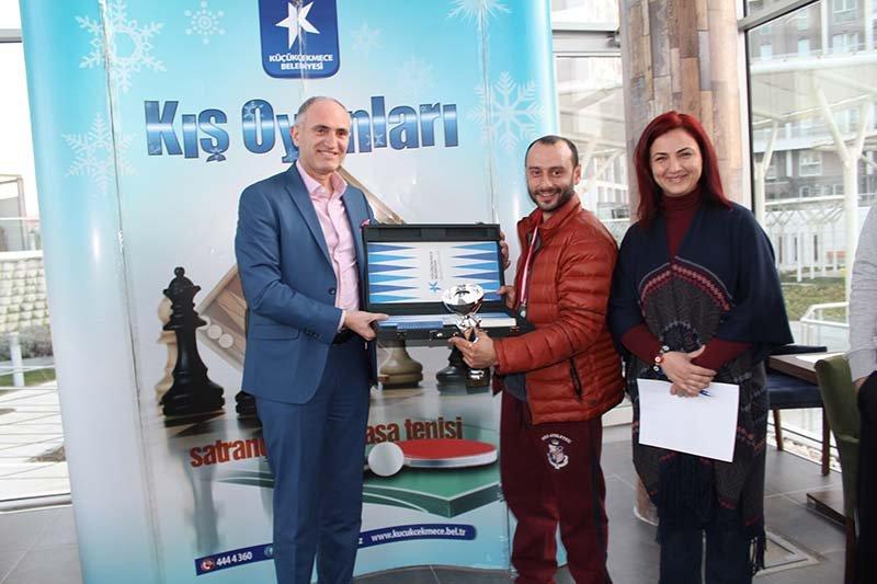 Soyak Evostar Tavla Turnuvası
