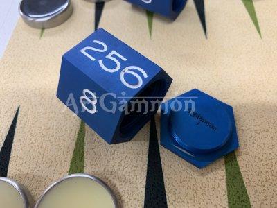 Metal Cube 2-256 Blue