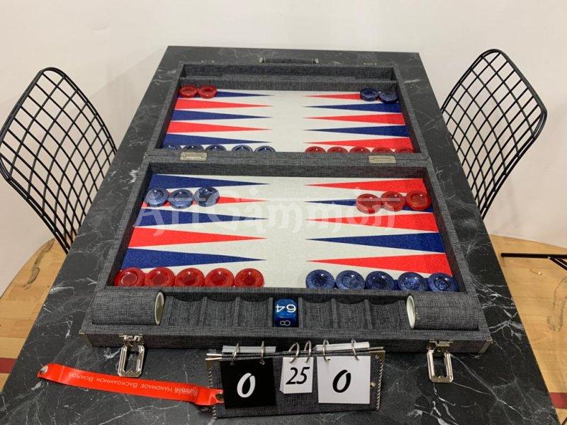 Tournament Size Black Tex