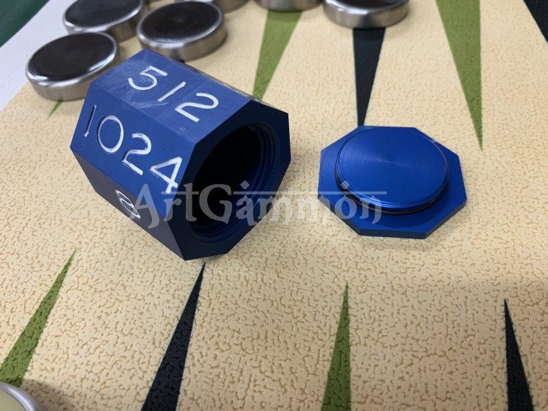 Metal Cube 2-1024 Blue