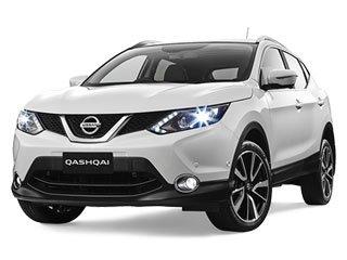 Nissan Qashqai 4x4 SUV