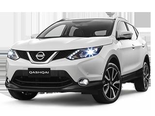 Taxi Transfer - Nissan Qashqai 4x4 SUV