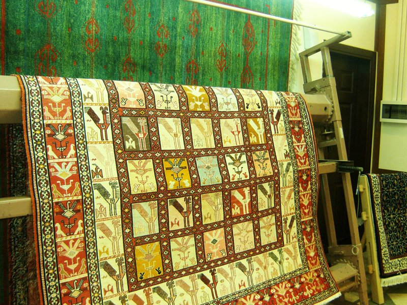 CARPET WEAVERS TRIP