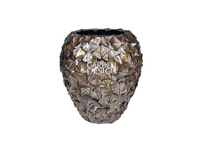 SEASHELL BOWL (Brown)