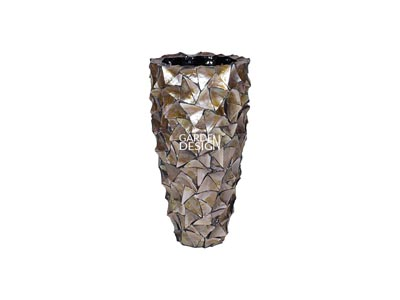 SEASHELL VASE (Brown)