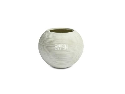 CURVED BOWL (WHITE)